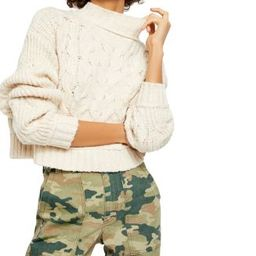 Merry Go Round Cable-Knit Sweater | Bloomingdale's (US)