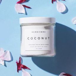 Coconut Milk Bath Soak | Herbivore