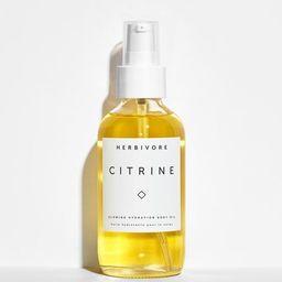 Citrine Body Oil | Herbivore