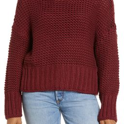 Free People My Only Sunshine Sweater   Nordstrom   Nordstrom