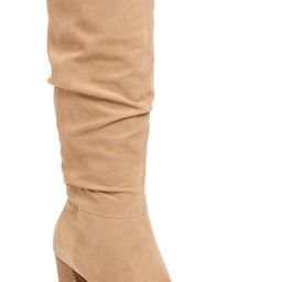 Derika Leather Boot   Nordstrom