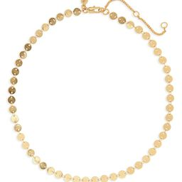 Disc Chain Necklace | Nordstrom