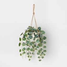 Faux Hanging Vine Potted Plant - Hearth & Hand™ with Magnolia | Target