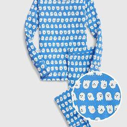 Kids Ghost Long Sleeve PJ Set | Gap (US)