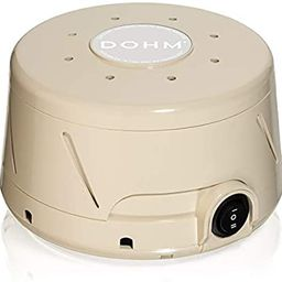 Yogasleep Dohm Classic (Tan) The Original White Noise Machine | Soothing Natural Sound from a Rea... | Amazon (US)