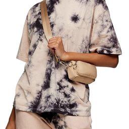 Tie Dye Crop T-Shirt | Nordstrom
