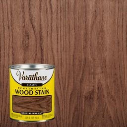 1 qt. Special Walnut Classic Wood Interior Stain (2-Pack) | The Home Depot