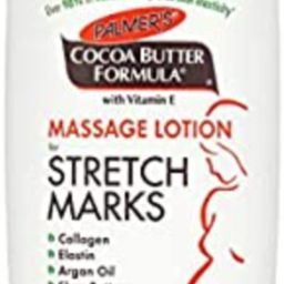 Palmer's Cocoa Butter Formula Massage Lotion For Stretch Marks, Pregnancy Skin Care | 8.5 Ounces | Amazon (US)