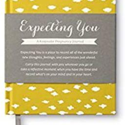 Expecting You — A Keepsake Pregnancy Journal | Amazon (US)