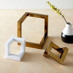 Open Cube Objects   West Elm (US)