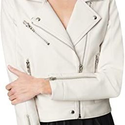 Cupcakes and Cashmere Anabelle Pique Knit Moto Jacket   Zappos