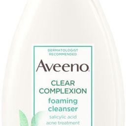 Aveeno Clear Complexion Foaming Cleanser | Ulta Beauty | Ulta