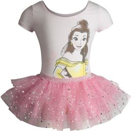 Toddler Girl Belle 3 Piece Leotard Tutu and Tight Ballet Set (Toddler Girls) | Walmart (US)