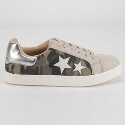 SODA Star Camo Sneakers   Tillys
