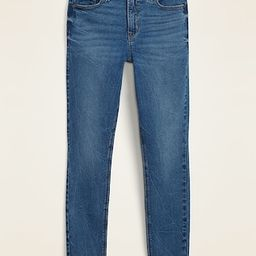 High-Waisted Rockstar Super Skinny Jeans for Women | Old Navy (US)