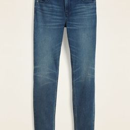 Mid-Rise Rockstar 24/7 Super Skinny Jeans for Women | Old Navy (US)