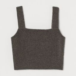 Cropped Top | H&M (US)