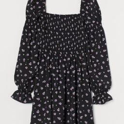 Smock-detail Dress | H&M (US)