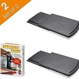 GAGAYA Handy Sliding Tray for Coffee Maker, Kitchen Appliance Moving Caddy, Countertop Storage Ma...   Amazon (US)