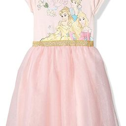 Disney Girls' Fit and Flare Dress | Amazon (US)