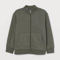 Sweatshirt Cardigan | H&M (US)