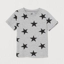 Cotton T-shirt | H&M (US)