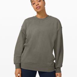 Perfectly Oversized Crew   Women's Shirts   lululemon   Lululemon (US)