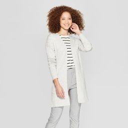 Women's Back Belt Open Cardigan Sweater - A New Day™   Target
