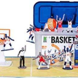 Kaskey Kids Basketball Guys – Inspires Imagination with Open-Ended Play – Includes 2 Full Tea...   Amazon (US)