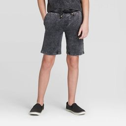 Boys' Knit Pull-On Shorts - art class™ Black | Target