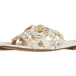 Sam Edelman Bay 11 (Natural Light Linen Lining) Women's Shoes | Zappos