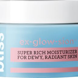 Bliss Ex-Glow-Sion Moisturizer   Ulta Beauty   Ulta