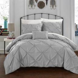 Chic Home Daya 4 Pc King Duvet Cover Set Bedding   Macys (US)