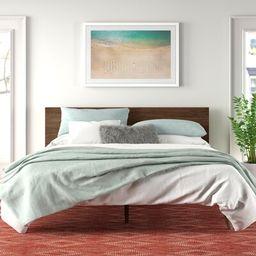 Migdalia Platform Bed Corrigan Studio® Size: King   Wayfair North America