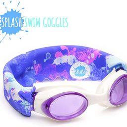 SPLASH Swim Goggles - Unicorn Splash - Comfortable, Fashionable, Fun - Fits Kids & Adults - Won't... | Amazon (US)