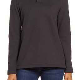 The North Face Knit Stitch Fleece Hoodie   Nordstrom   Nordstrom