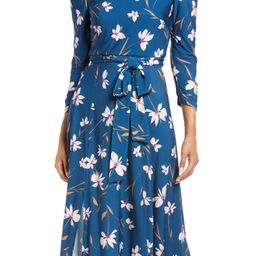 Tie Waist Long Sleeve Dress   Nordstrom