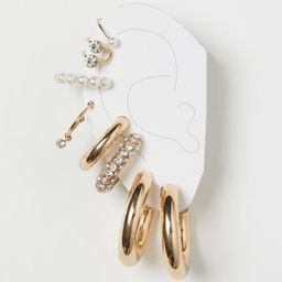 Earrings and Ear Cuffs   H&M (US)