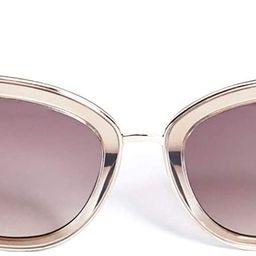 GUESS Factory Women's Cat Eye Sunglasses   Amazon (US)