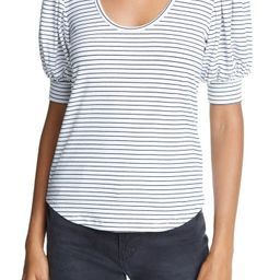 Puff Sleeve T-Shirt | Nordstrom