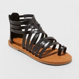 Women's Makena Gladiator Sandals - Universal Thread™   Target
