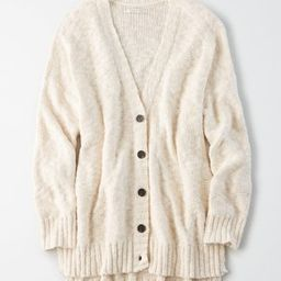 AE Hi-Low Button Up Cardigan   American Eagle Outfitters (US & CA)