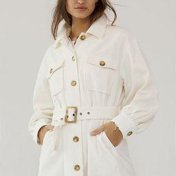 Laney Corduroy Shirt Jacket   Anthropologie (US)