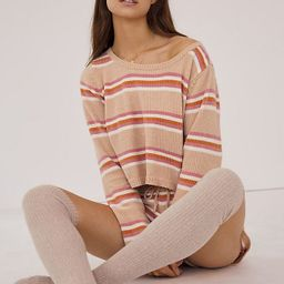 Sunseeker Cropped Pullover   Anthropologie (US)