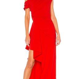 ELLIATT Pallas Dress in Red from Revolve.com | Revolve Clothing (Global)