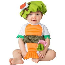 InCharacter Silly Sushi Infant Costume | Target