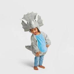 Baby Pullover Triceratops Halloween Costume - Hyde & EEK! Boutique™ | Target
