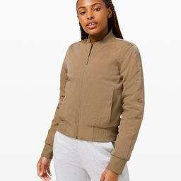 Non-Stop Bomber *Reversible | Women's Jackets | lululemon | Lululemon (US)