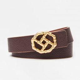 Ruby Reversible Leather Belt | J.McLaughlin