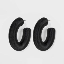 SUGARFIX by BaubleBar Retro Hoop Earrings | Target